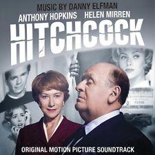 Hitchcock Soundtrack CD NEW 2012 Danny Elfman