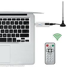 USB DVB-T2 FM DAB Digital TV Tuner HDTV Stick Receiver VHF / UHF band