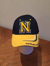 Us Navy Black/Yellow Baseball Cap Adjustable