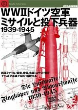 Used WW2 Luftwaffe missile and dropped weapons 1939~1945 All the missiles JAPAN