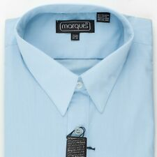 Light Blue New Old Stock Dress Shirts by Marquis