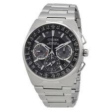 Citizen Satellite Wave F900 Mens GPS Titanium Watch CC9008-50E