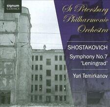 Shostakovich: Symphony No. 7,  CD
