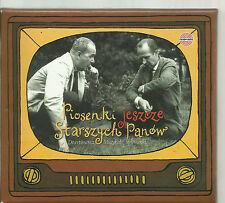 PIOSENKI JESZCZE STARSZYCH PANOW KABARET 2003 4CD DIVERTIMENTA WASOWSKI PRZYBORA