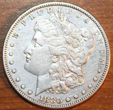 1880 E Pluribus Unum Coin silver dollar