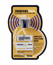 ImmobiTag Electronic Bicycle Radio Frequency ID Tagging