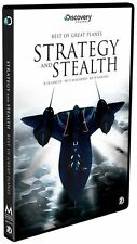 Best Of Great Planes - Strategy & Stealth (DVD, 2010, 3-Disc Set)