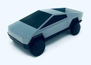 3D Printed Tesla CyberTruck | Functioning Wheels | 1/26th scale