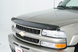 Chevy Trailblazer 2002 - 2007  Bugshield Hood Deflector Stone Guard