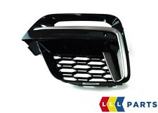 NEW GENUINE BMW X3 X4 G01 G02 M SPORT FRONT BUMPER SIDE GRILL LEFT N/S 8092759