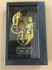 Rare DCC The Allman Brothers Band A Decade Of Hits  Digital Compact Cassette