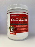 OLD JACK EXTREME by GenOne * Jack Pre Workout * 30 Servings - FREE SHIPPING!!