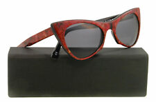 NEW Andy Wolf Sunglasses AW Rosa Roth Red C 53mm