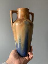 vase ancien céramique 1900 art nouveau Gilbert Méténier jugendstil ceramic