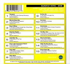 Sunfly Karaoke Hits Volume 258 15 Massive Hits CDG258
