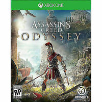 Brand New Sealed Assassin's Creed Odyssey (Microsoft Xbox One) New, Sealed