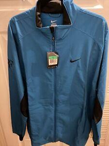 nike tennis jacket - Federer jacket 2010 Indian Wells & Miami sunshine double