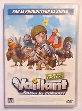 DVD DESSIN ANIME / VAILLANT PIGEON DE COMBAT AVEC LES VOIX D'ERIC ET RAMZY