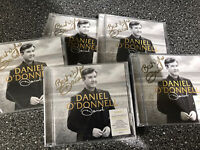 Daniel O'Donnell - Daniel Signed Cd Autographed RARE (In Stock)
