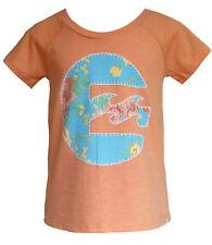 Billabong Girls Nouvelle Tee T Shirt Top Size (8 10 12 14) Sunset 8