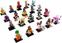LEGO 71017 Complete Set of 20 BATMAN MOVIE MINIFIGURES SERIES