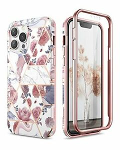 Apple iPhone 13 pro max Case Screen Protector Full-Body Shockproof Bumper Cover