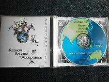 SHADOW Pointe-Reason Beyond acceptance (US PRIVATE PRESS. 2002, progressive M.)