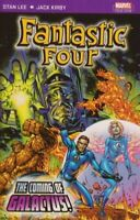 Fantastic Four: Coming of Galactus! by Kirby, Jack Paperback Book The Fast Free