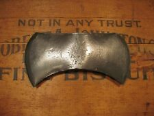 Vtg Sager Chemical Double Bit Axe Head old antique