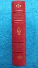J.J. ROUSSEAU / LA NOUVELLE HELOISE TOME 2- ILLUS. DE RAOUL SERRES -1953