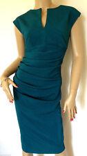 Petite Calf Length Sleeveless Formal Dresses for Women