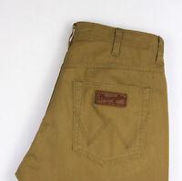 Wrangler Hommes Arizona Stretch Pantalon Jeans Taille W33 L32 AMZ341