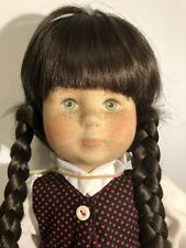 German Made Collectible Doll .
