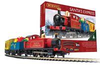 Hornby R1248 Santa's Express Christmas Train Set 2019. Idea: Run Round Tree Base