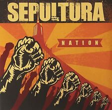 SEPULTURA - NATION 2 VINYL LP NEU