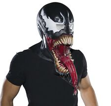 Spiderman Deluxe Venom Latex Mask ( One Size ) 68573