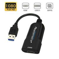 High-speed HD USB3.0 to HDMI 1080P 60fps Monitor Video Capture Card For Computer