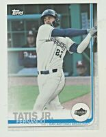 2019 Topps Pro Debut #25 FERNANDO TATIS JR RC Rookie Padres QTY AVAILABLE