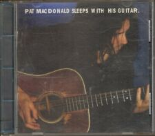 PAT MACDONALD Sleeps with his Guitar CD 16 track 1997