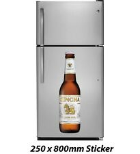 Singha Lager Beer Sticker 250x800mm Decal Plaque Sign Poster
