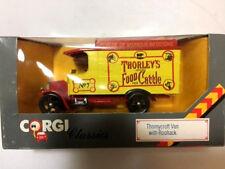 Corgi Classics Thornycroft Van with Roofrack Thorley's 859