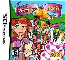 Wedding Dash ( Nintendo DS ) Lite Dsi xl 2ds 3ds xl