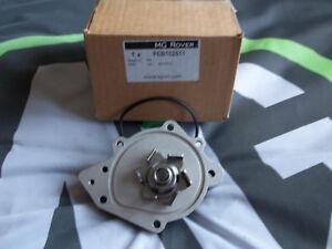 MGZR MG ZR Water Pump,& Seal Kit OEM Part PEB102511 Latest Type mgmanialtd.com
