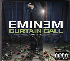 CURTAIN CALL 2 CD DELUXE EDITION EMINEM Elton John Notorious B.I.G. Nate Dogg