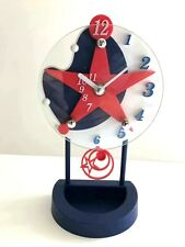 """American Star Style Standing Clock 9"""" Great Gift and Room Decor"""