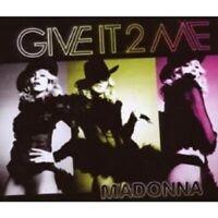 "MADONNA ""GIVE IT TO ME"" CD SINGLE NEU"