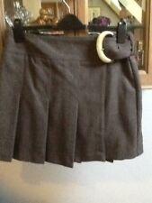 Next tweed wrap miniskirt UK 10
