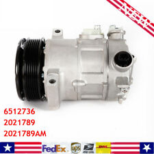 A/C Air Compressor & Clutch Co 11267C For 2009-2014 Dodge Journey Avenger 2.4L