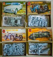 Airfix 1;32 car model kits