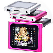 1PC 1.8 inch LCD Screen MP3 MP4 Player FM Radio Games Video Movie Player